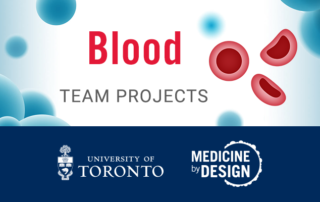 Medicine by Design Blood Team Project icon