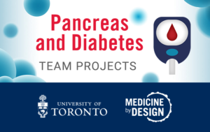 Medicine by Design Pancreas and Diabetes Team Project icon