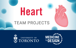 Medicine by Design Heart Team Project icon