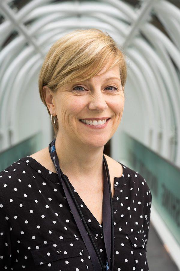 Head shot of Dr. Jane Batt