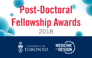 Post-Doctoral Fellowship Award logo