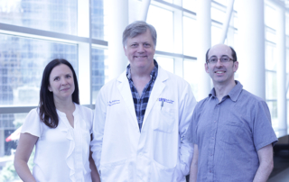 Sonya MacParland and Ian McGilvray (UHN) and Gary Bader (U of T) led the research that led to the first human liver map.