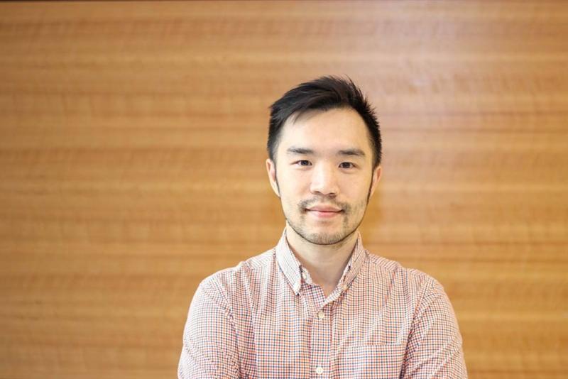 Head shot of Leo Chou, assistant professor at IBBME and Medicine by Design Investigator