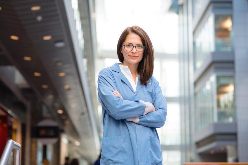 MBD Investigator Sarah Crome