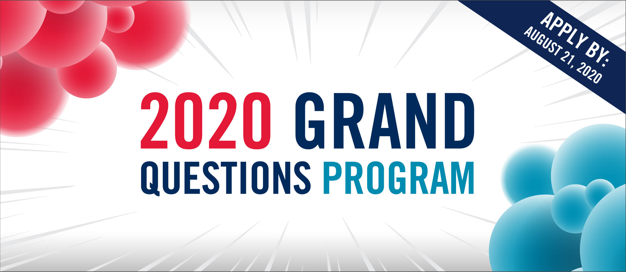 Grand Questions banner