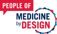 Logo for People of Medicine by Design
