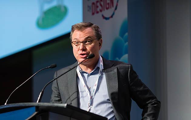 Photo of researcher Michael Laflamme