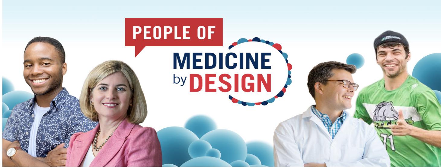 People of Medicine by Design banner