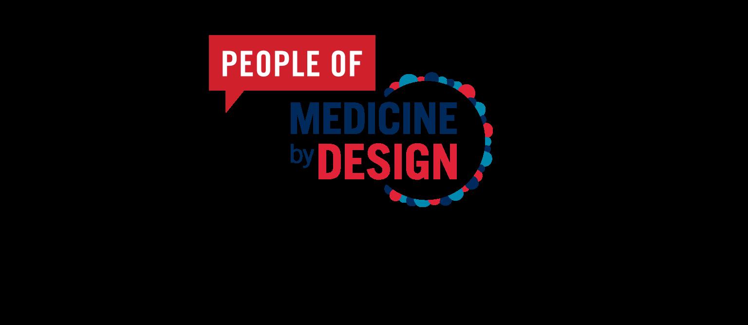 People of Medicine by Design logo