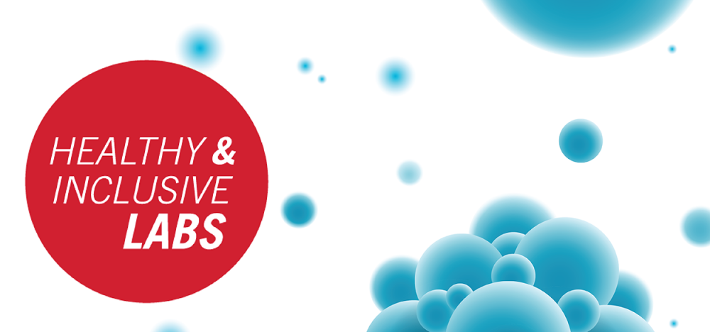 Healthy and Inclusive labs banner