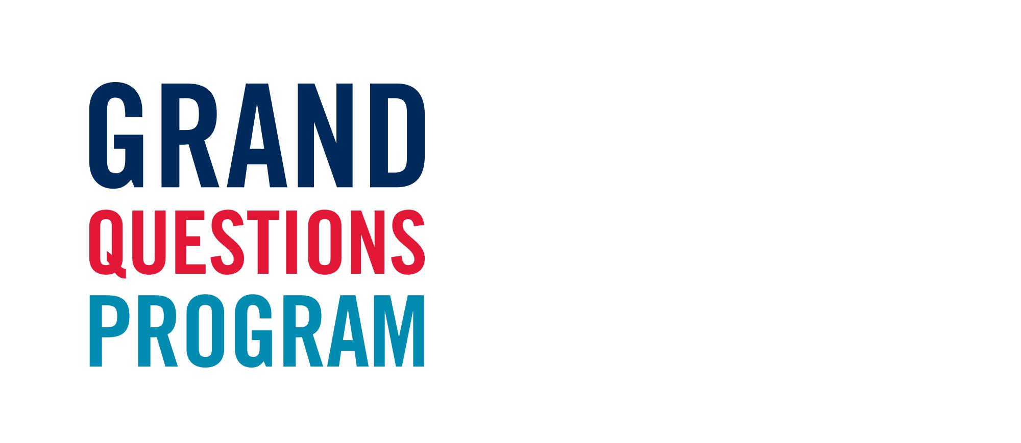 Grand Questions Program