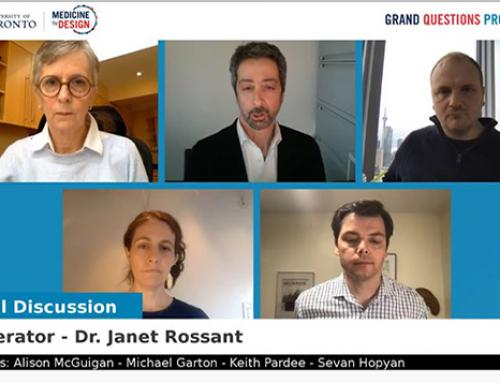 Medicine by Design's Grand Questions event celebrates the future of regenerative medicine