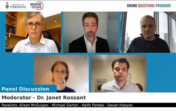 Grand Questions video screen shot
